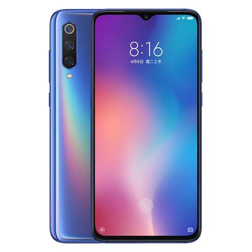 product_image_name-XIAOMI-Mi 9 موبايل ثنائي الشريحة 6.39 بوصة - 128 جيجا/6 جيجا - أزرق-1
