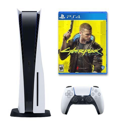 PlayStation 5 Console + Cyberpunk 2077