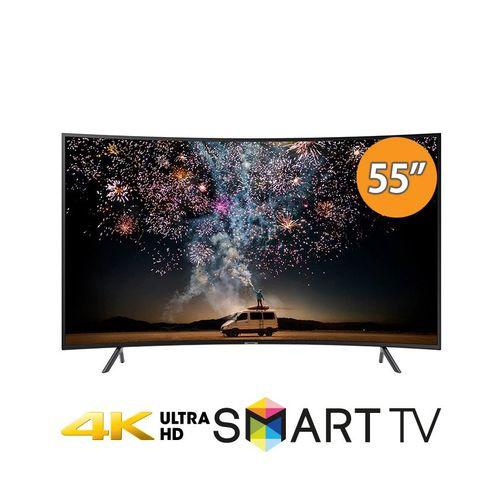 UA55RU7300 -تلفزيون سمارت منحني 55 بوصة HDR UHD