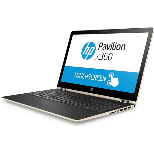 HP Pavilion X360 15-br158cl لاب توب متحول - Intel Core I7 - رام 8 جيجا - هارد 1 تيرا - 15.6 بوصة لمس FHD - مُعالج رسومات 2 جيجا - Windows 10 - لوحة مفاتيح باللغة الإنجليزية