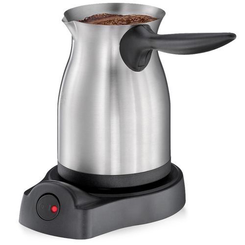 product_image_name-Cilio-Turkish Coffee Maker - Silver/Black-1
