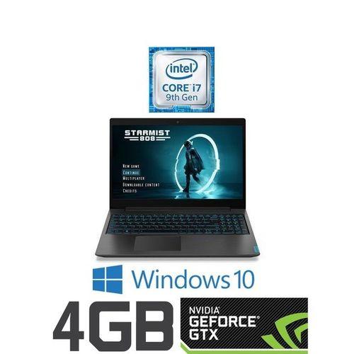 Lenovo IdeaPad L340-15IRH Gaming Laptop - Intel Core I5-9300H - 16GB RAM - 1TB HDD + 256GB SSD - 15.6-inch FHD - 4GB NVIDIA GTX1650 GPU - Windows 10 - BLACK