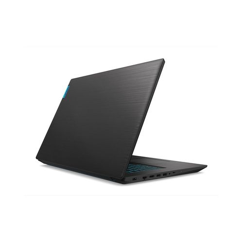 Lenovo IdeaPad L340-15IRH لاب توب للألعاب - مُعالج Intel Core I7 - 16 جيجا بايت رام - 1 تيرا بايت درايف هارد ديسك + 256 جيجا بايت SSD - 15.6 بوصة FHD - 4 جيجا بايت مُعالج رسومات - DOS - أسود