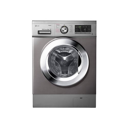 LG FH4G6VDY6 Front Loading Washing Machine - 9 Kg
