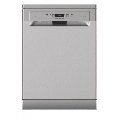 Ariston LFO 3C23 WF X Freestanding Dishwasher - 14 Place Settings - Silver