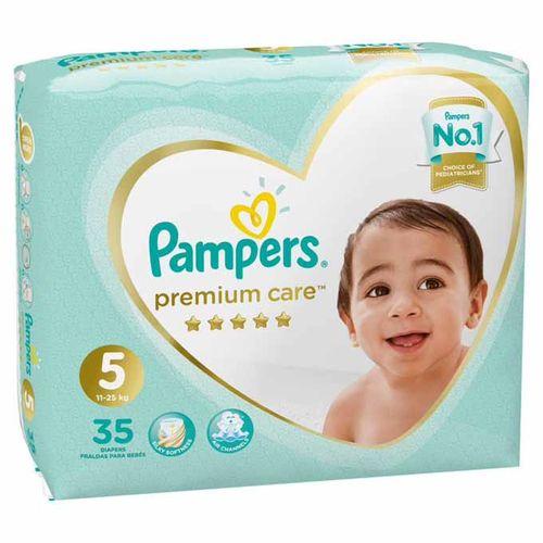 Premium Care Diapers Junior Size - 5- 35 Pcs