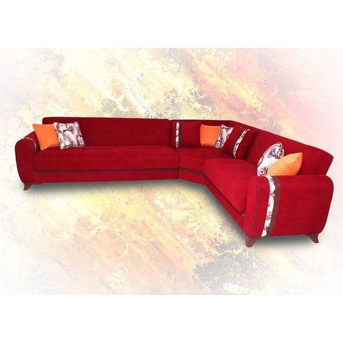 Aldora Mirano Sofa Bed Red In