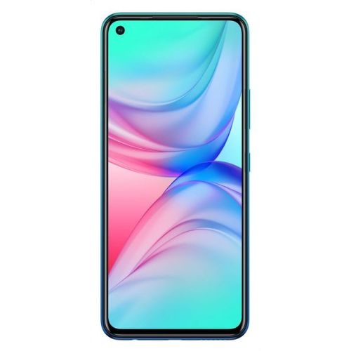 X682B Hot 10 - 6.78-inch 64GB/4GB Dual SIM 4G Mobile Phone - Ocean Wave
