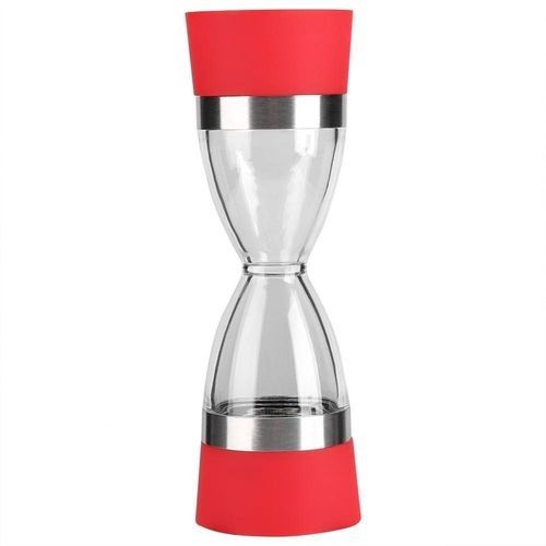 product_image_name-Generic-2 In 1 Double-ended Manual Kitchen Salt & Pepper Mill Grinder Adjustable Ceramic Rotor-1