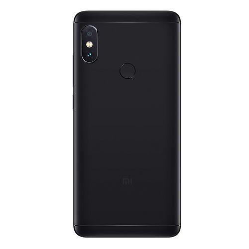XIAOMI ريدمي نوت 5 - موبايل 5.99 بوصة - 32 جيجا بايت - أسود