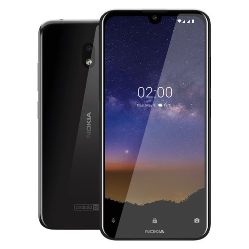 2.2 - 5.71-inch 32GB/3GB Mobile Phone - Black