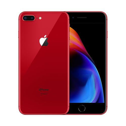 Apple آيفون 8 بلس - 256 جيجا - أحمر