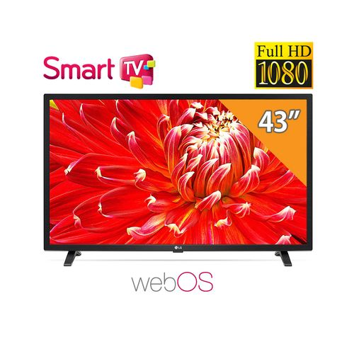 LG 43LM6300 تلفزيون سمارتLED 43 بوصة Full HD