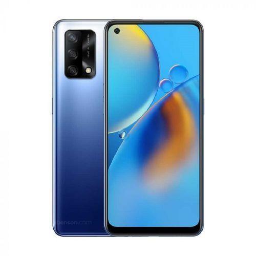 A74 - 6.44-inch 128GB/6GB Dual SIM 4G Mobile Phone - Midnight Blue
