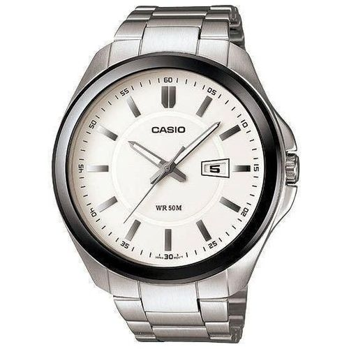 Casio MTP-1318BD-7AVDF Stainless Steel Watch - Silver