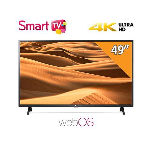 LG 49UN7340 - 49-inch Ultra HD 4K Smart TV