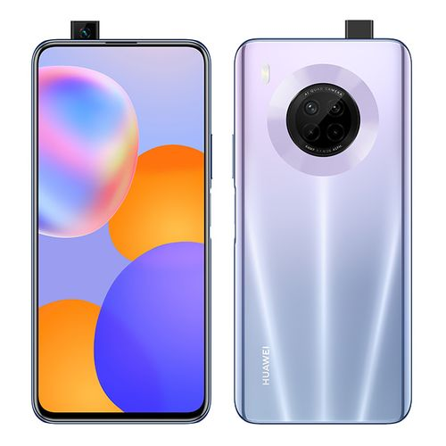 Huawei Y9a - 6.63-inch 128GB/8GB 4G Mobile Phone - Space Silver
