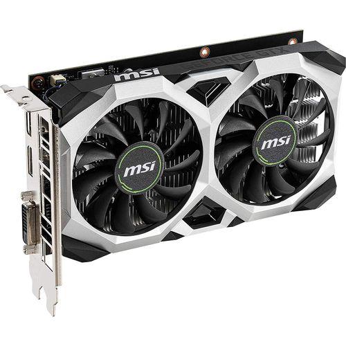 MSI G1650VXS4C Gaming GeForce GTX 1650 128-Bit HDMI/DP 4GB GDRR5 Graphics Card