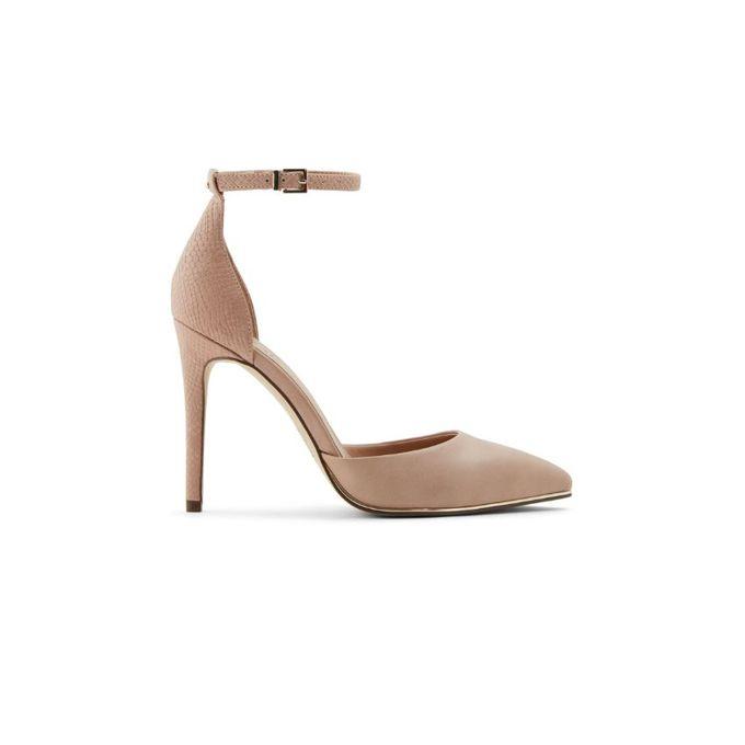 Shoes - Mid Heels - Light Pink
