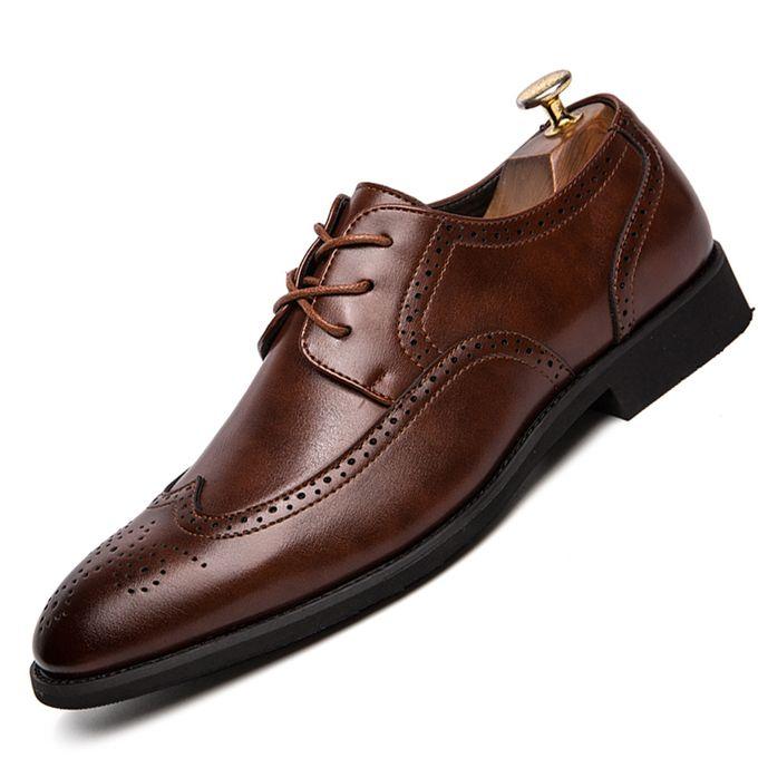 Shop Flangesio Dress Shoes Men Full