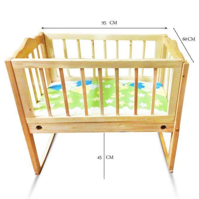 تسوق Baby Crib - Beige اونلاين | جوميا مصر
