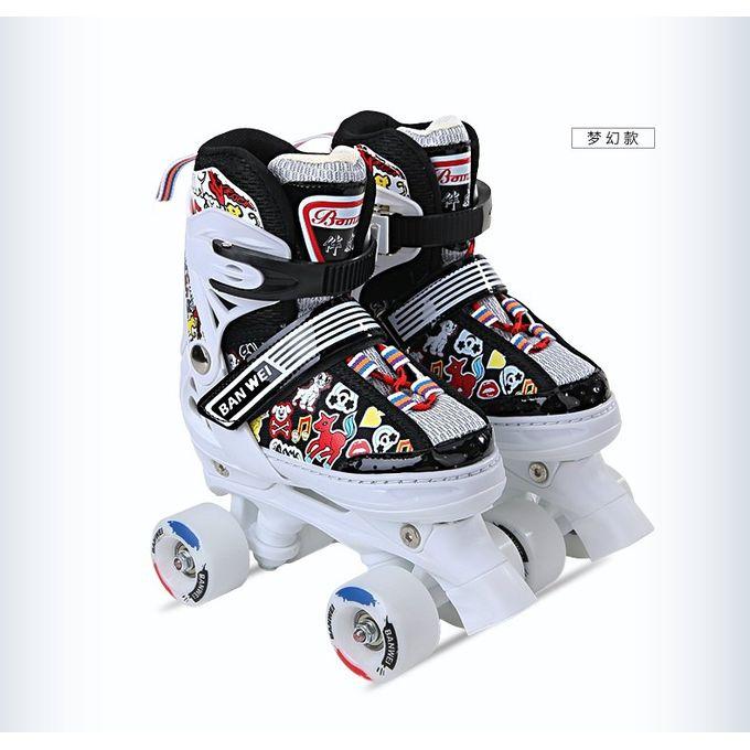 Generic Roller Skate Shoes For Kids