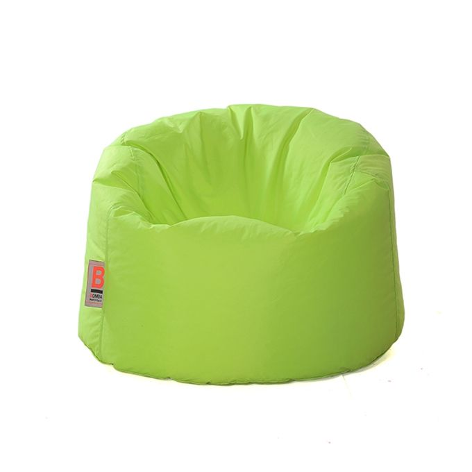 Pleasant Bubbly Waterproof Bean Bag Green Apple 75X65X48 Cm Pabps2019 Chair Design Images Pabps2019Com