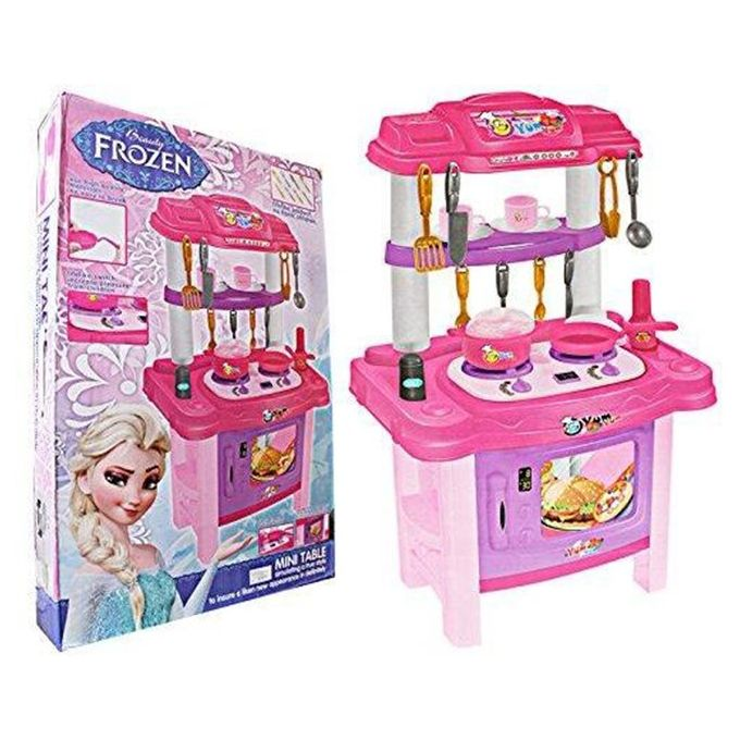 Shop Generic Frozen Kitchen Set Large Size Jumia Egypt