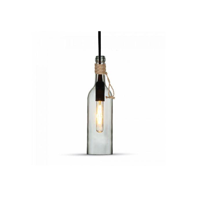 Shop Cluc Glass Bottle Vintage Pendent Light With
