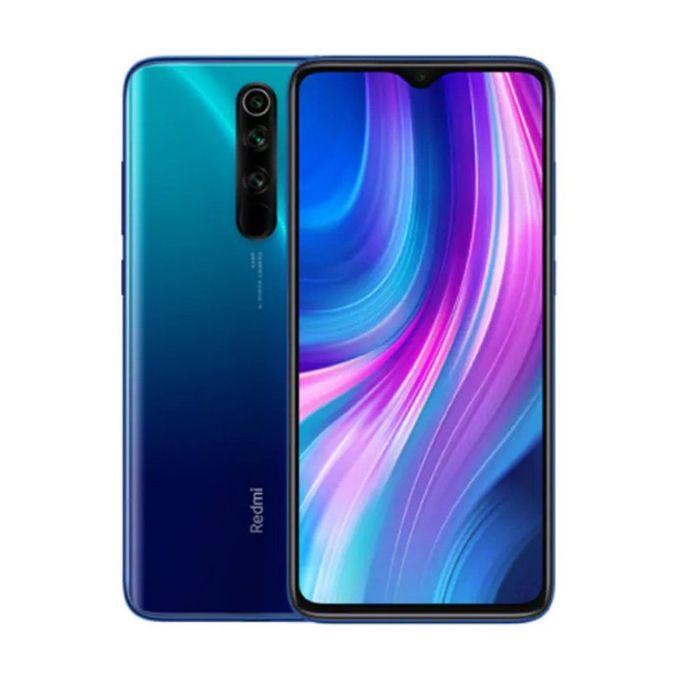 Redmi Note 8 Pro 653 Inch 64gb6gb Mobile Phone Ocean Blue