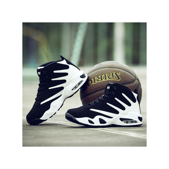 Sports Shoes.Basketball Shoes-Black