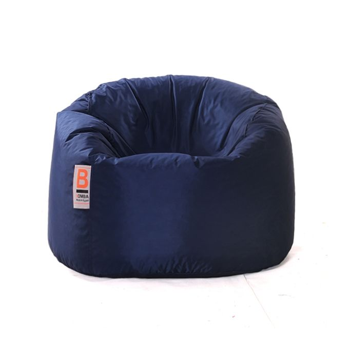 Awe Inspiring Bubbly Waterproof Bean Bag 75X65X48 Cm Dark Blue Pabps2019 Chair Design Images Pabps2019Com