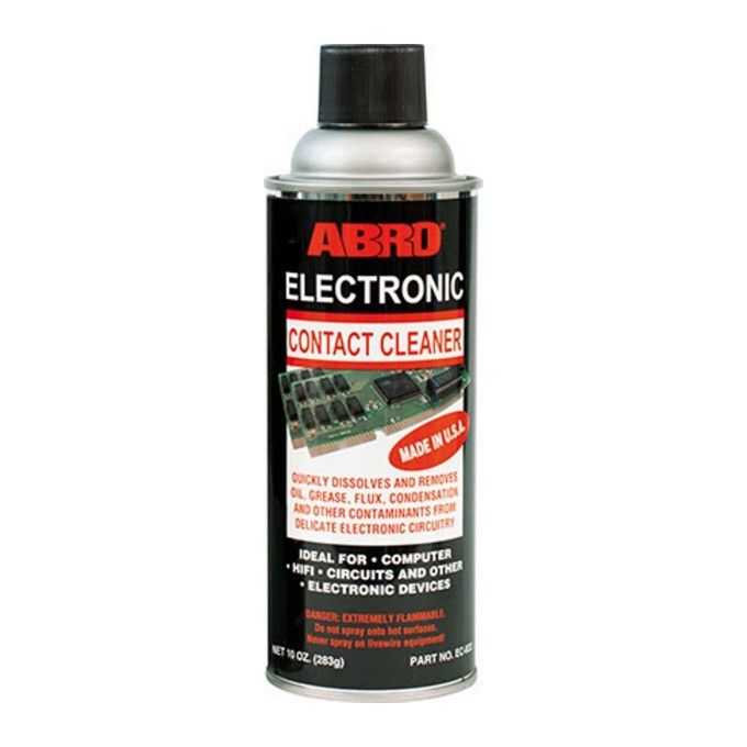 Shop Abro Electronic Contact Cleaner 283g Jumia Egypt