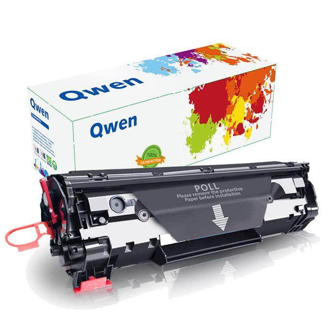 Shop Qwen Replacement Toner Cartridge For HP Laserjet P1102w P1109w M1212nf  Printer   Jumia Egypt