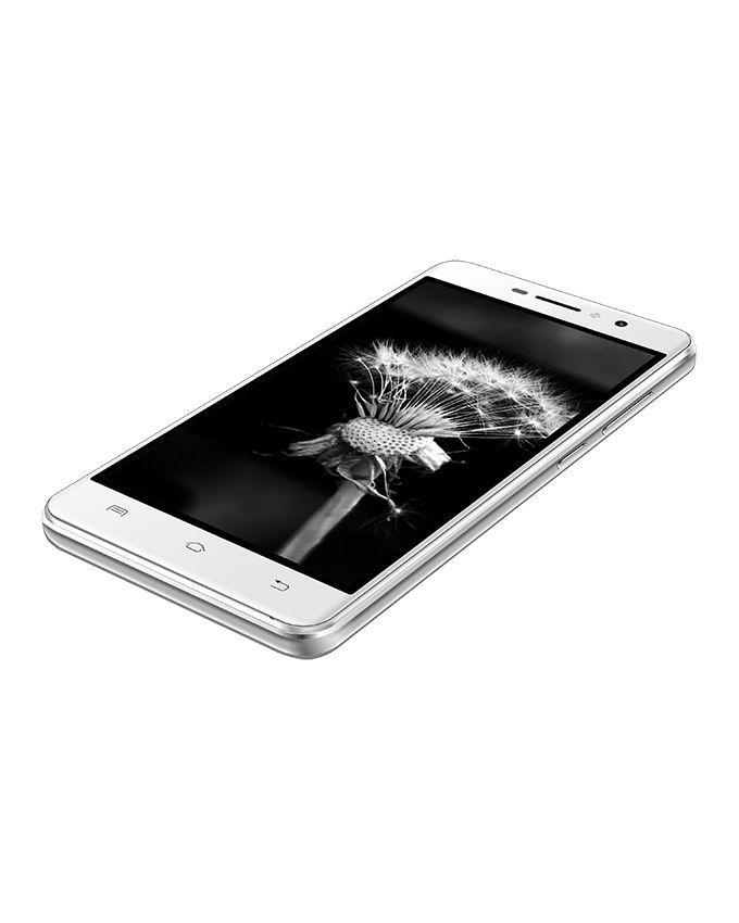 Power P1 - 5.0 - 3G Dual SIM Mobile Phone - Silver