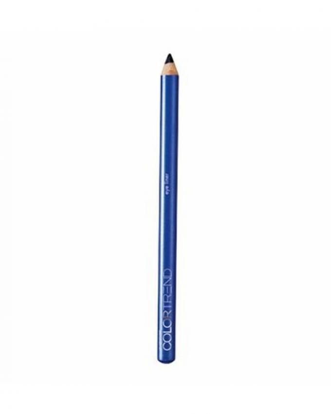 Color Trend Lipstick - Burgundy +  Color Trend Kohl Eye Liner - Midnight Blue