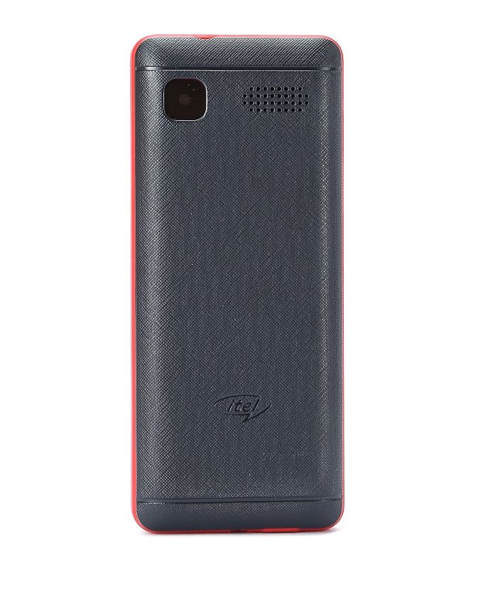 it2180 - 1.77 Dual SIM Mobile Phone - Red