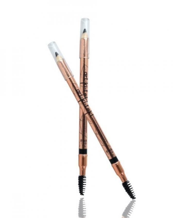 17103 Duo Brow Defining Pencil - Mocha