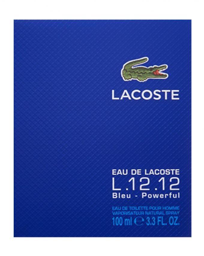 L.12.12 Bleu - EDT - For Men - 100ml