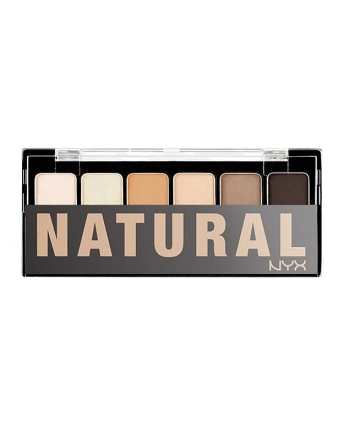 TNS01 The Natural Shadow Palette – 6 Colors