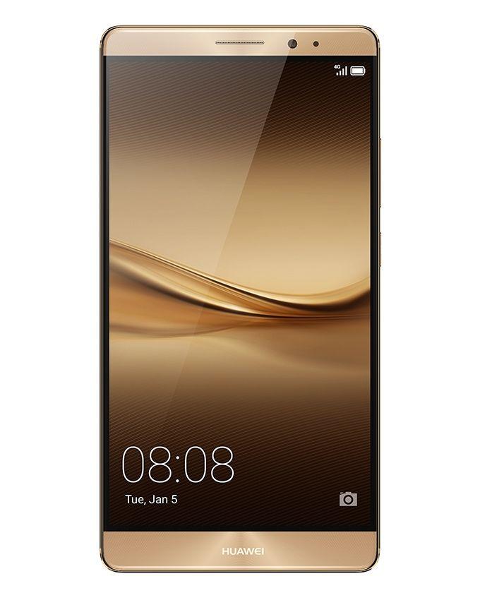هاتف Mate 8 High Edition - ثنائى الشريحة - 6 بوصة - ذهبى