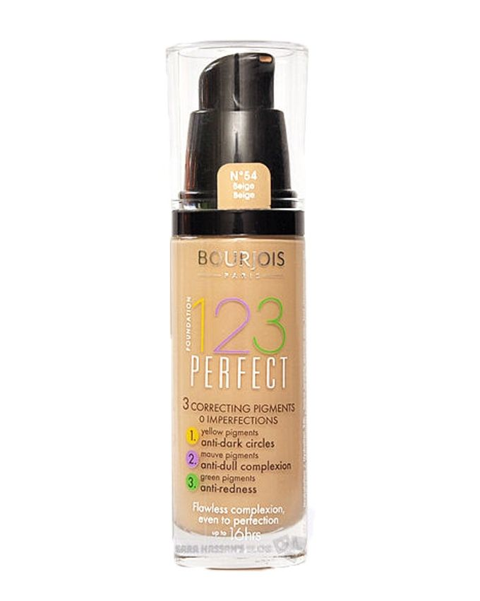 123 Perfect Foundation - 30 ml - 51 Light Vanilla