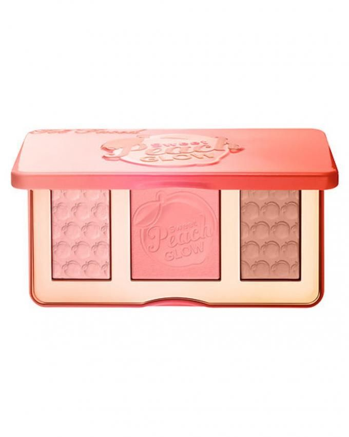 Sweet Peach Glow Highlighting Palette - 3 Colors