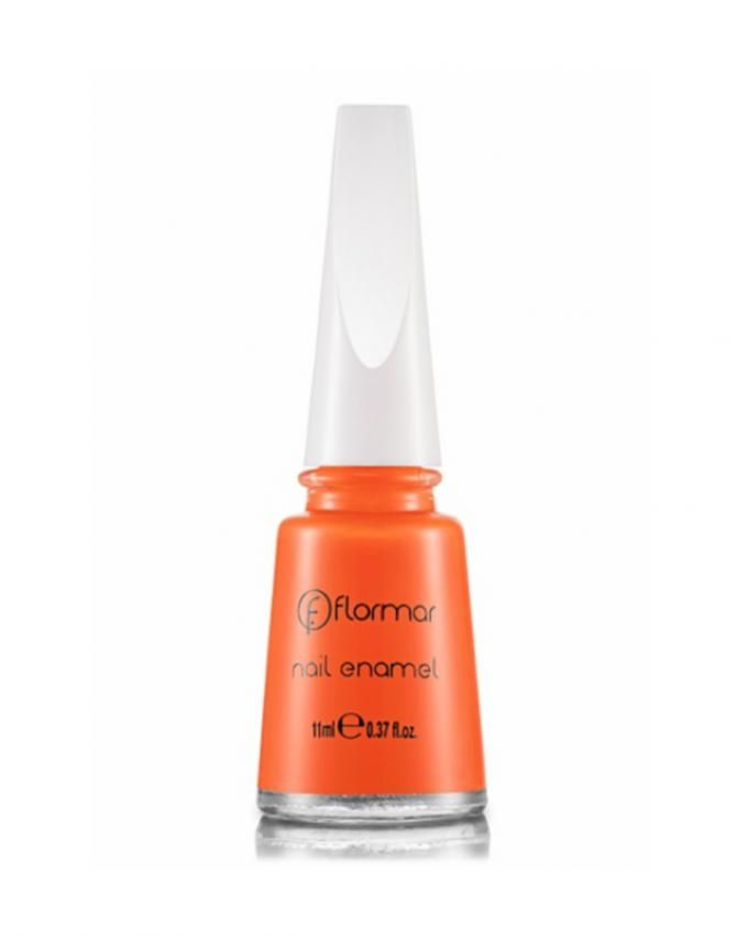 Nail Enamel - 421 Bright Neon Orange