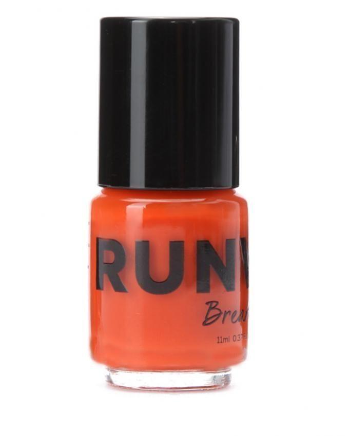 Breathe Nail Lacquer - Fire Apricot - 11ml