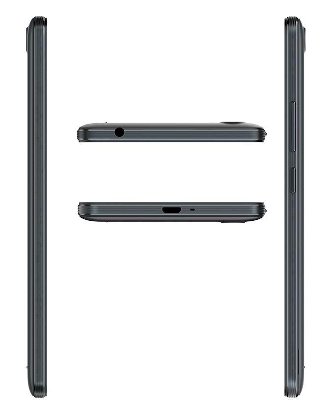 W5 - 5.5 Dual SIM Mobile Phone - Space Grey