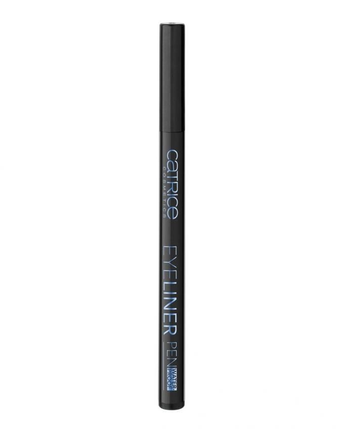 Waterproof  Eyeliner Pen - 010 Black