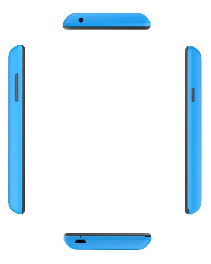 موبايل Y2 - 4.0 بوصة - ثنائى الشريحة - أزرق