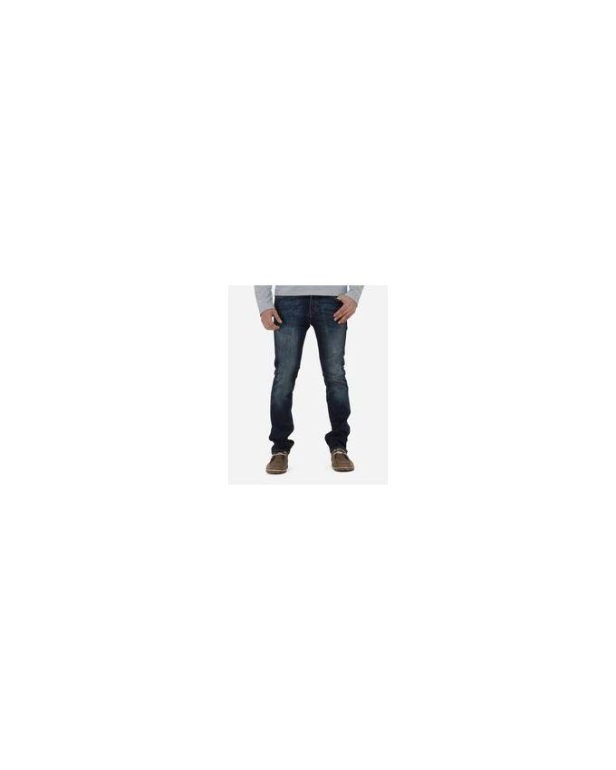 Guess Skinny Theros Denim Pants - Dark Blue