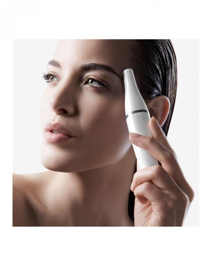 Face 831 Beauty Edition - Facial Cleansing Brush with Micro-Oscillations & Facial Epilator - White